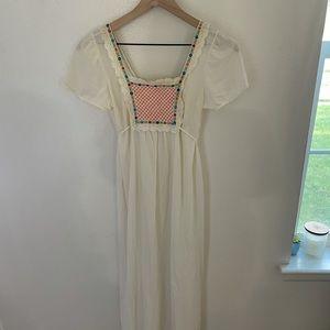 Vintage Nylon Nightgown